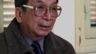 Nhà nghiên cứu Trần Lâm Biền