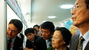 L'ONG Choson Exchange donne des cours à de futurs cadres nord-coréens.