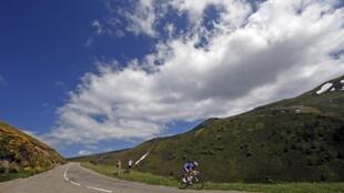 La France attend toujours une victoire française sur le Tour 2013.