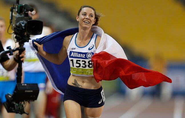 Nữ vô địch nhảy xa Marie-Amelie Le Fur (Olympic người khuyết tật) là đồng chủ tịch Ủy ban các nhà điền kinh Pháp vận động cho hồ sơ 2024.