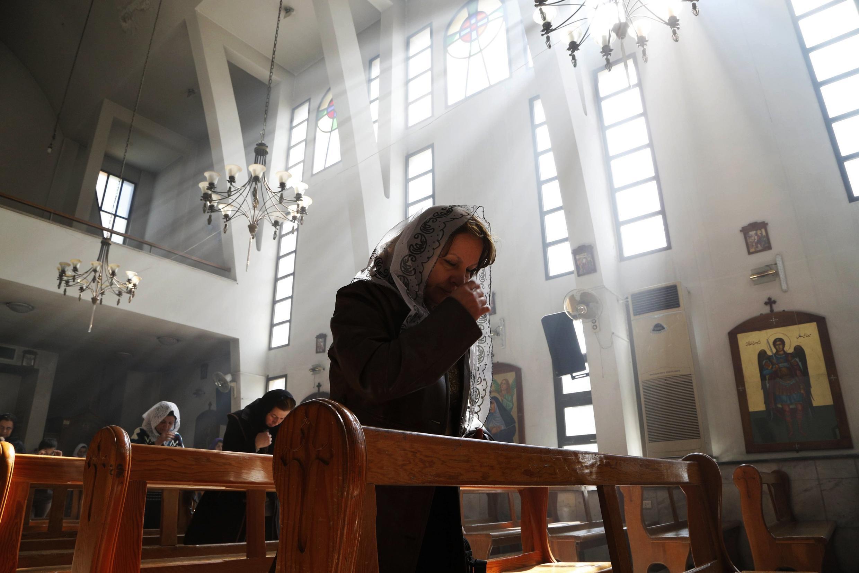 Người theo đạo Chúa ở Syria thà chết dưới lằn đạn, còn hơn là để tổ chức Nhà nước Hồi giáo bắt họ làm con tin