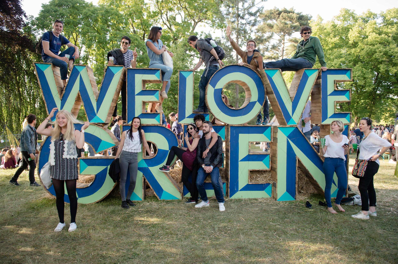 Festival «We love green»
