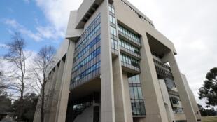La Haute Cour d'Australie, la plus haute juridiction du pays, à Camberra, ici le 22 août 2011. (Photo d'illustration)