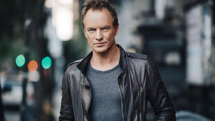 Le chanteur anglais Sting, revient avec un nouvel album «57th & 9th» (Label Polydor).