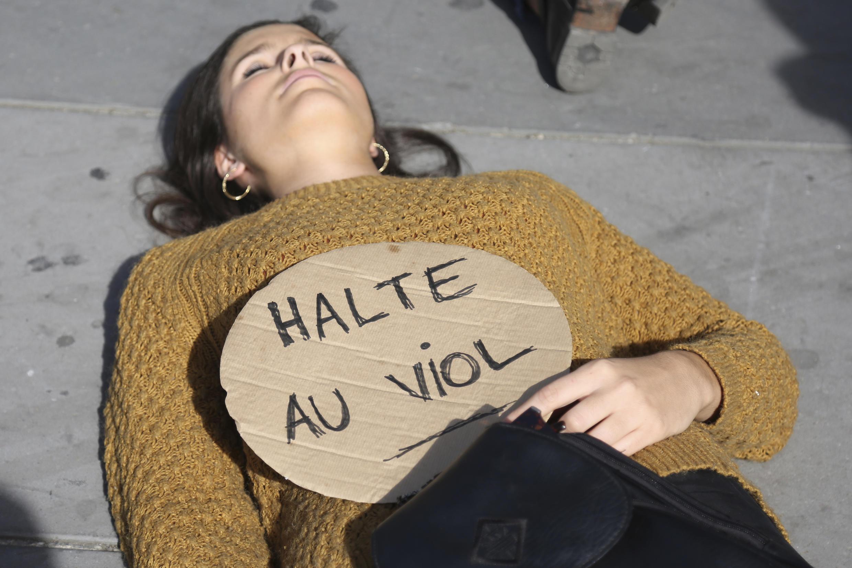 2021-01-28 France crime rapes sexual assault domestic violence coronavirus covid-19 lockdown