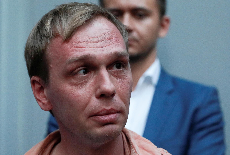 Ивана Голунова признали потерпевшим поделу опревышении полицейскими служебных полномочий.