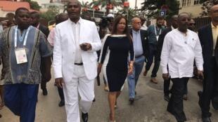 Abel Chivukuvuku, líder da CASA-CE, que acusa novo governo de enganar povo angolano