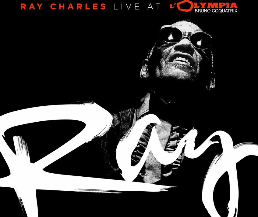 Ray Charles, live Olympia 2000.