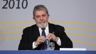 El presidente Lula no optará a la reelección por impedimento constitucional