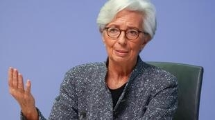 "European Central Bank President Christine Lagarde fires a financial ""Bazooka"" to ward off the impact of the coronavirus"