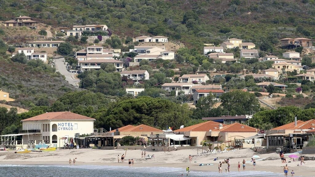 Covid restrictions reactivated in Corsica as France manages 4th wave