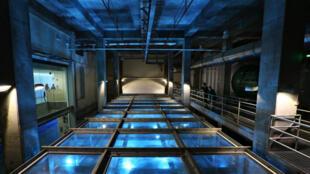 « Sustain », c'est un gigantesque aquarium mesurant 23 mètres de long, 6 mètres de large et d'une profondeur de 2 mètres que les chercheurs ont rempli de 144 000 litres d'eau.