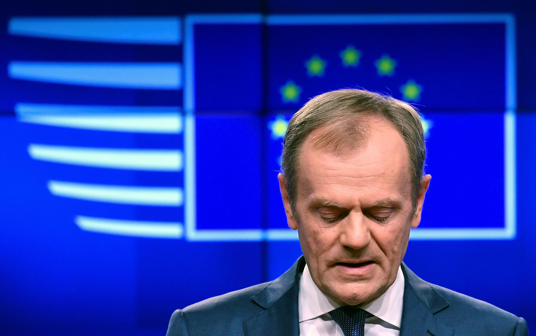 Председатель Европейского совета Дональд Туск резюмировал общий консенсус: отсрочка Брекзита может быть только короткой