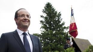 François Hollande peut sourire. Avec plus de 46% des voix au premier tour, la gauche semble bien partie pour obtenir la majorité absolue à l'Assemblée nationale.