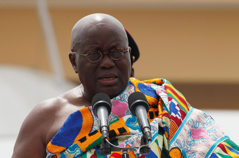 Shugaban kasar Ghana Nana Akufo-Addo