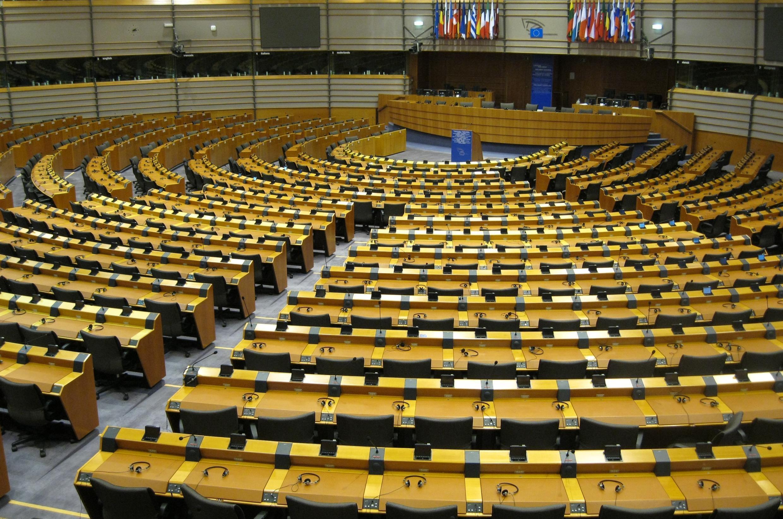 Европарламент, Брюссель