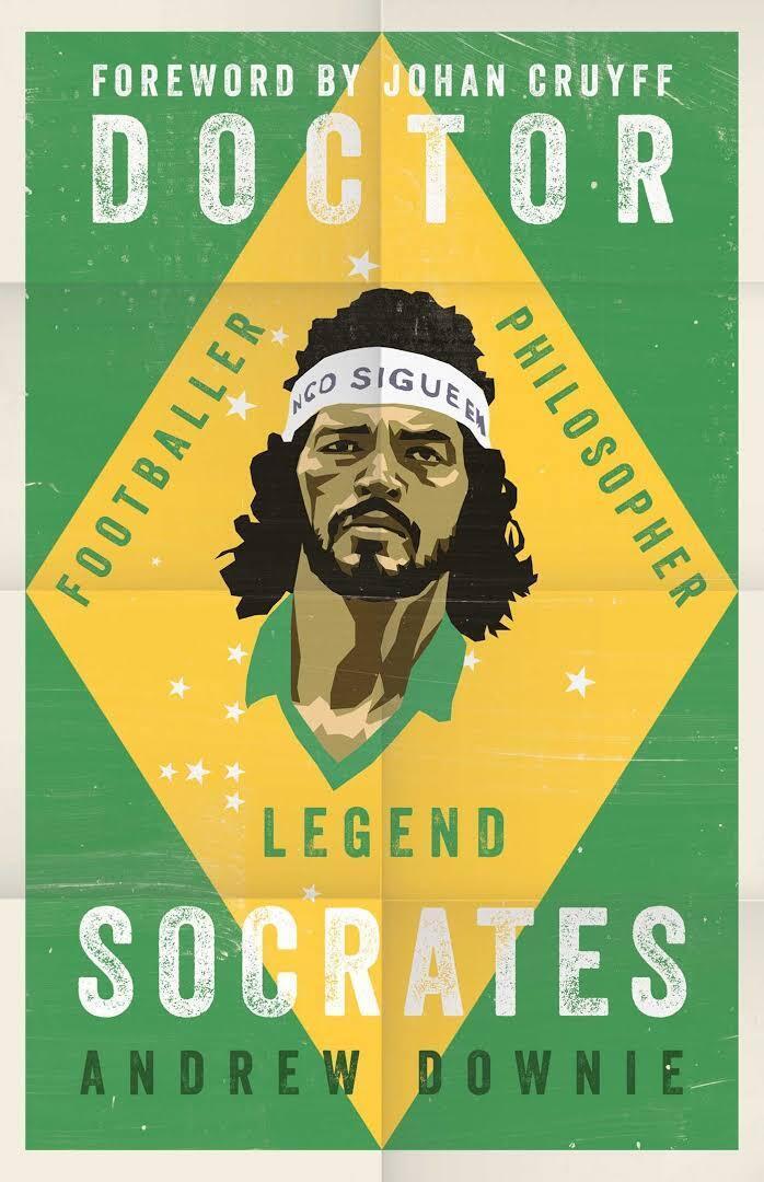 Livro lançado por jornalista escocês relembra a carreira do ex-capitão do Corinthians e da seleção brasileira de 1982