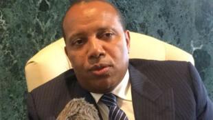 Patrice Trovoada, antigo primeiro-ministro de São Tomé e Príncipe