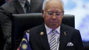 馬來西亞總理納吉布