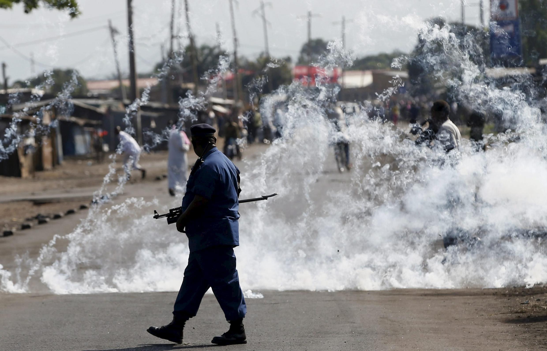 Les manifestations ont repris ce mardi 2 juin à Bujumbura, Burundi.