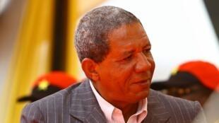 """General Manuel Helder Vieira Dias """"Kopelipa"""", antigo chefe da Casa de Segurança do Presidente José Eduardo dos Santos"""