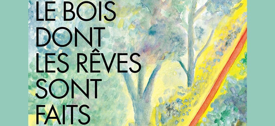 Affiche du film documentaire « Le bois dont les rêves sont faits » de Claire Simon.