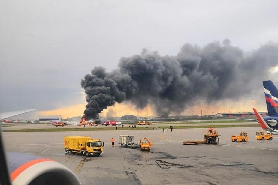 В результате катастрофы SSJ 100 в московском аэропорту Шереметьево погиб 41 человек, возбуждено уголовное дело