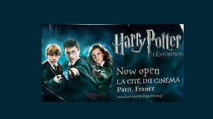 A exposição Harry Potter fica em cartaz até o dia 6/09/15.