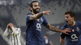 football - Sergio Oliveira_Porto_Juventus_AP21068741004748