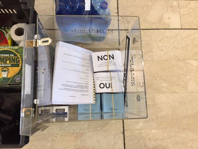 Novembre 2018: les électeurs de Nouvelle-Calédonie ont dit OUI, pour rester au sein de la République française.