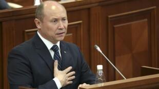Либерально-демократическая партия Республики Молдова отказалась от участия в переговорах по созданию парламентского большинства после отставки правительства Валерия Стрельца (на фото).
