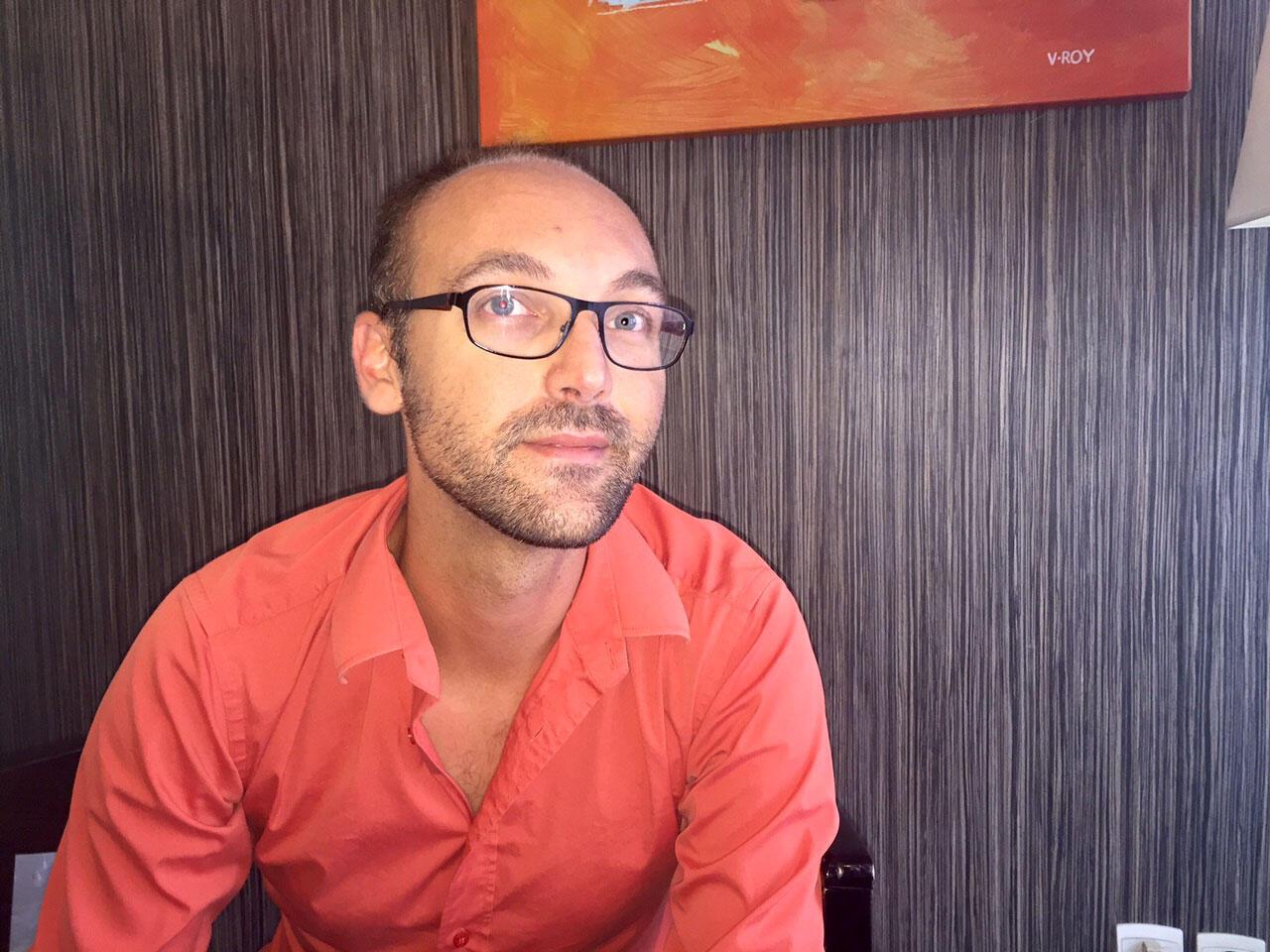 Sébastien Daycard-Heid a séjourné plusieurs semaines à Sarcelles pour s'immerger dans cette banlieue qui l'a fasciné.