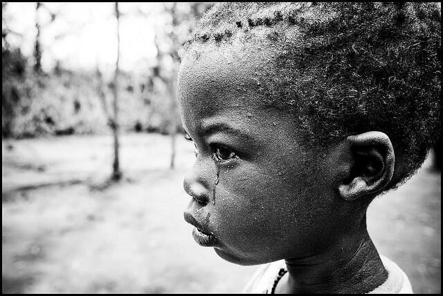 Calamidades naturais causam fome em Angola