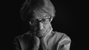 """Brunhilde Pomsel em cena do documentário """"A German Life"""""""