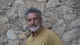 L'écrivain sud-africain Breyten Breytenbach.