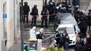 Terrorisme - Paris - Charlie Hebdo