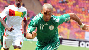 Le Nigérian Peter Odemwingie.