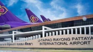 Aéroport U-tapao de Rayong (Thailande)