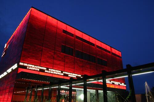 The Grand Casino in Basel