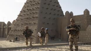 Sojin Faransa sun kwashe tsawon shekaru suna aikin yakar 'yan ta'adda a Mali