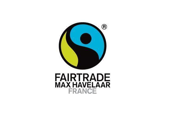 Logo de Max Havelaar Francia.