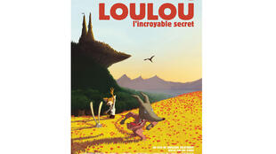 Affiche du film «Loulou, l'incroyable secret».