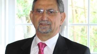 Presidente de Cabo Verde Jorge Carlos Fonseca