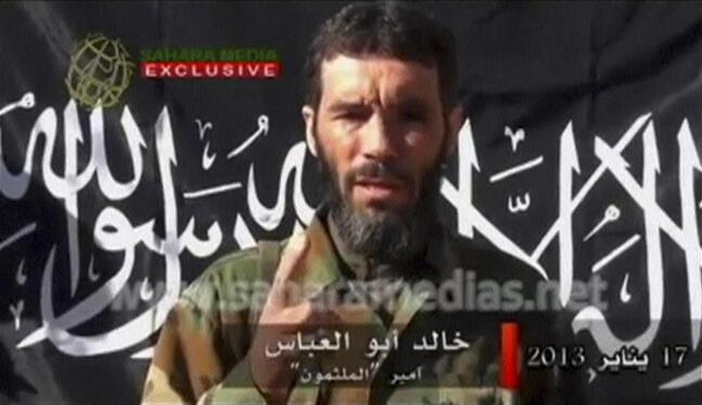 Selon un tract diffusé sur les réseaux sociaux par le groupe Etat islamique, l'organisation jihadiste cherche à éliminer Mokhtar Belmokhtar.