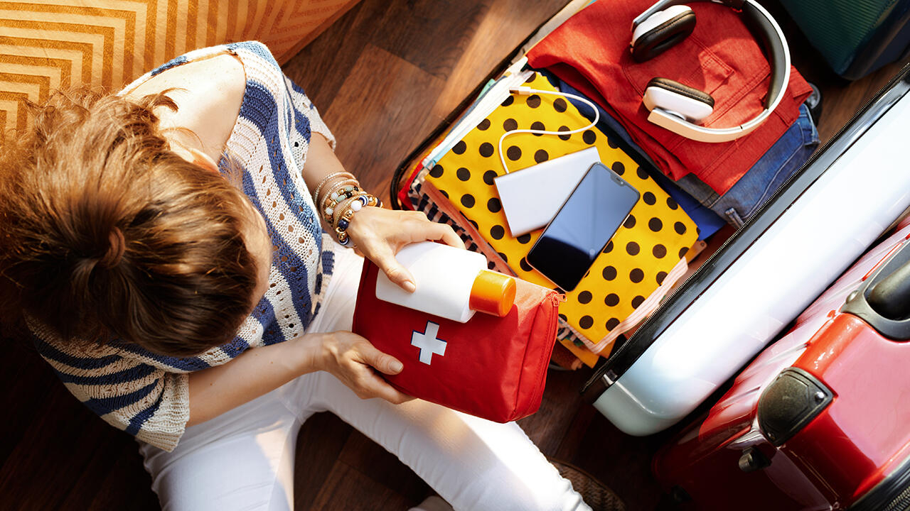 Holidays and travel: prevention of health risks