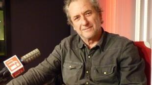 El realizador peruano Eduardo Guillot