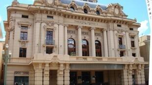 O Teatro Pedro II será visitado pela seleção francesa logo na chegada.