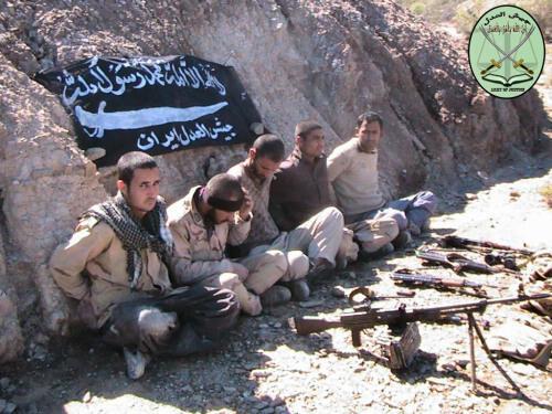 سربازان ایرانی در اسارت جیشالعدل