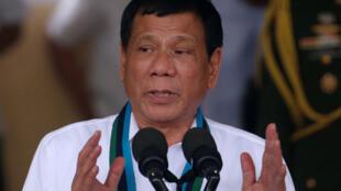 """رودریگو دوترته""""، رئیس جمهوری فیلیپین"""
