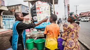 Um terceiro caso positivo de vírus Ebola, foi detectado em Goma a 31 de Julho de 2019.